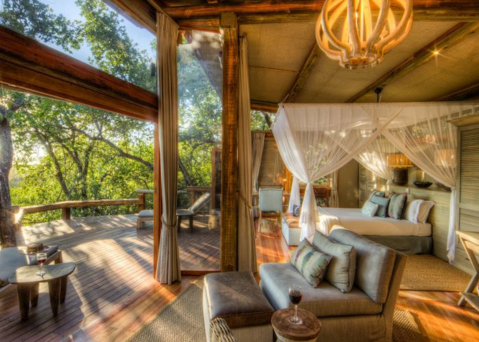 Camp Okavango, Shinde Concession