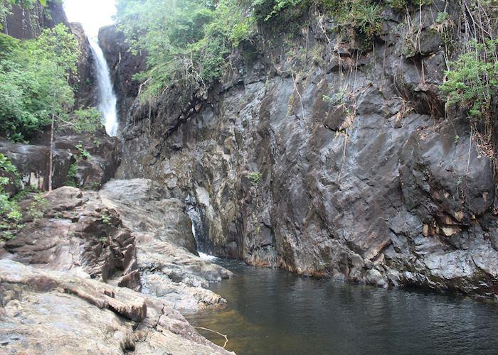 Khlong Phlu Waterfall, Koh Chang, Thailand