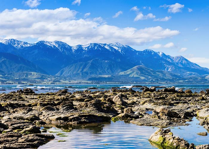 Views to the Kaikoura Ranges
