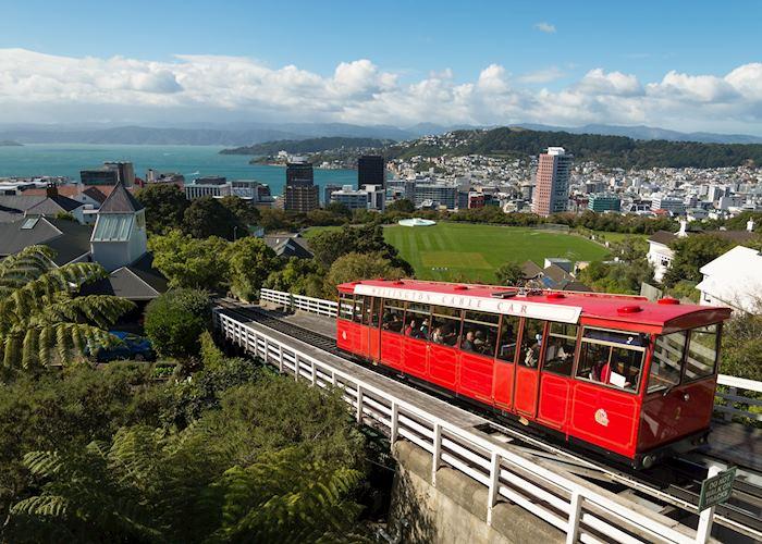 Wellington tram