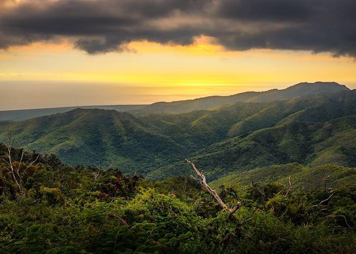 Topes de Collantes, Trinidad