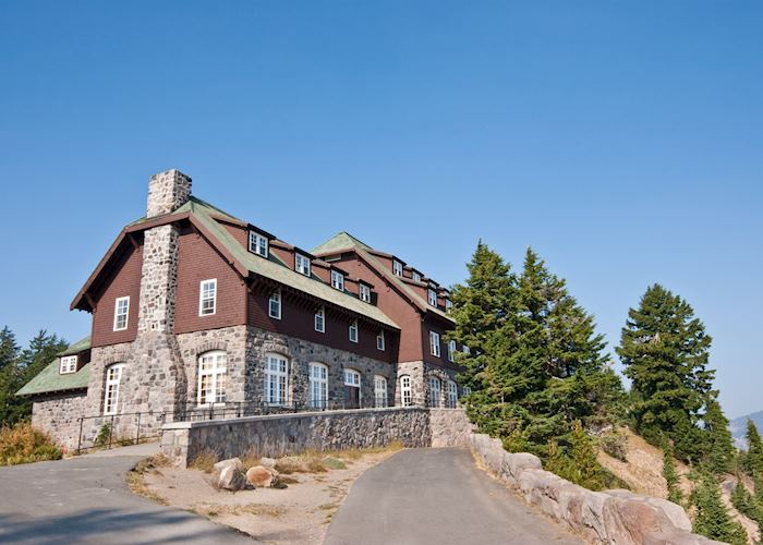 Historic Crater Lake Lodge
