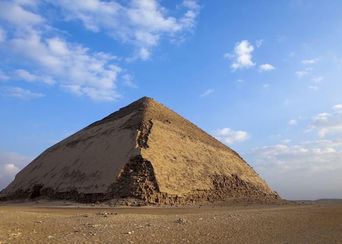 Dahshur pyramid, Cairo