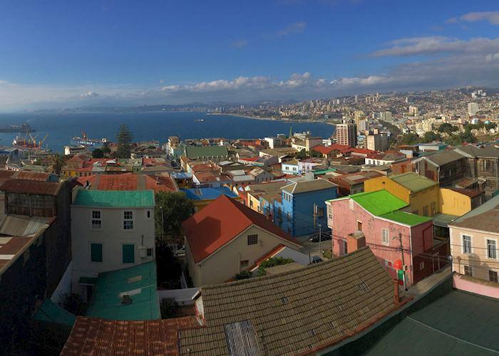 Valparaiso Skyline