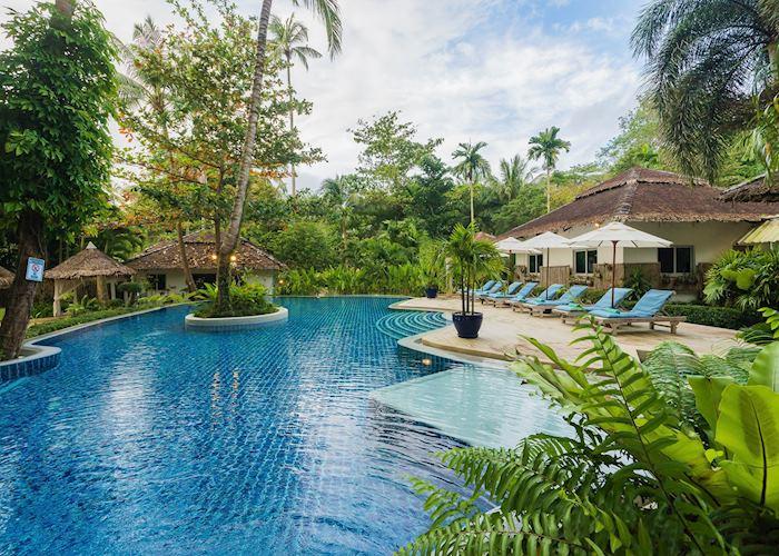 Resort Pool, The Paradise, Koh Yao, Koh Yao Noi