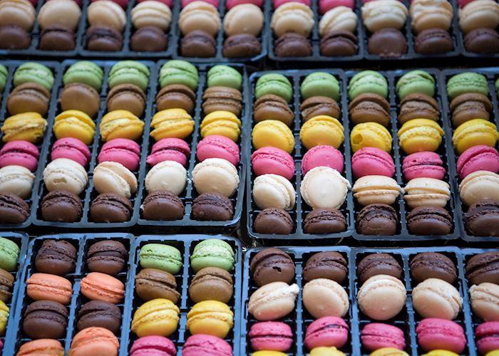 Macarons, France