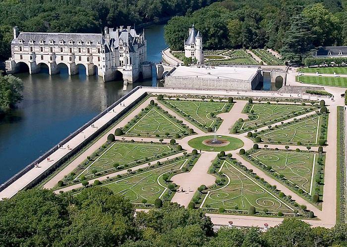 Châteaux de Chenonceau, Loire Valley /©images de marc