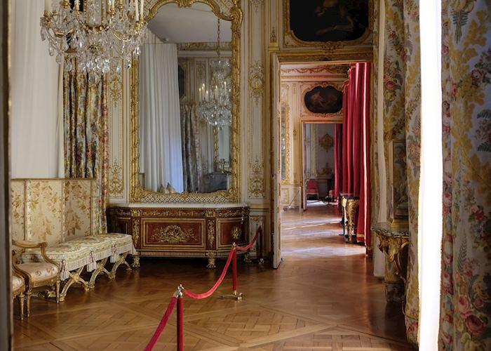 Interior, Château de Versailles