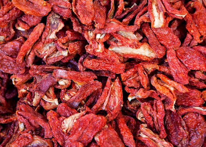 Sun-dried tomatoes, Nice