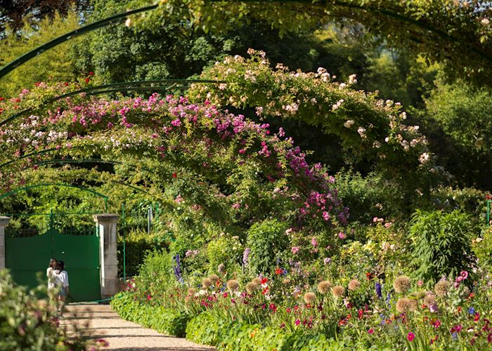 Gardens at Giverny, Normandy