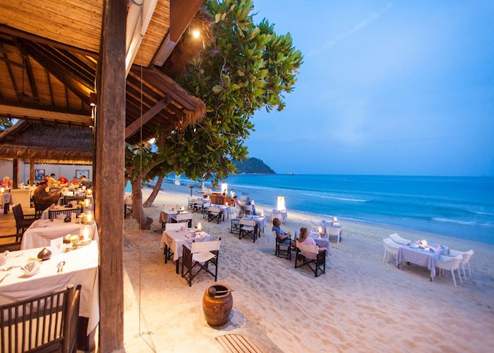 The Beach Club, Buri Rasa Village, Koh Phangan