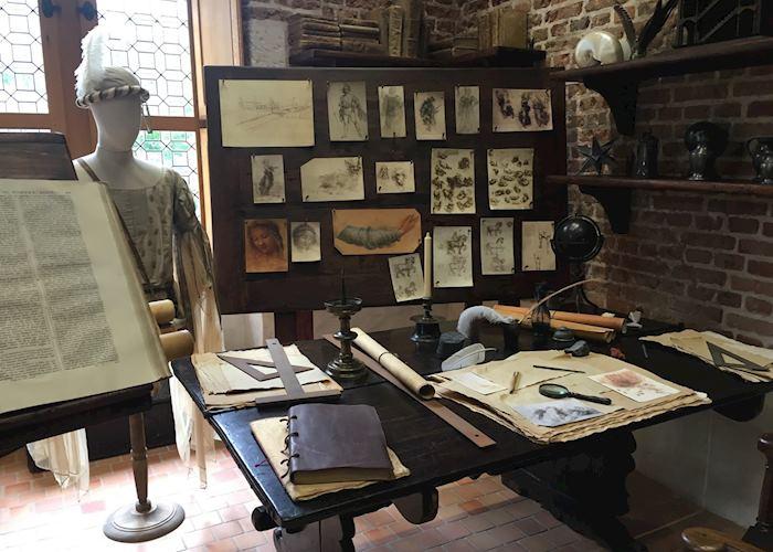 Leonardo Da Vinci's House, Clos Lucé