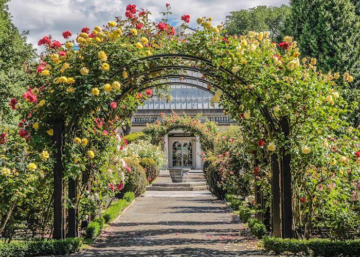 Botanic Gardens, Christchurch