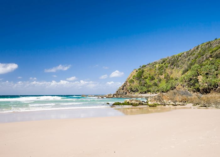 Brays Beach, Byron Bay