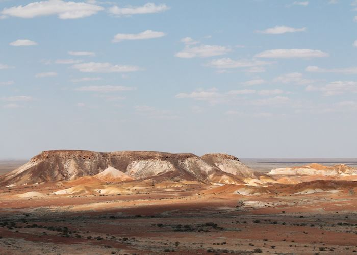 The Breakaways in Coober Pedy