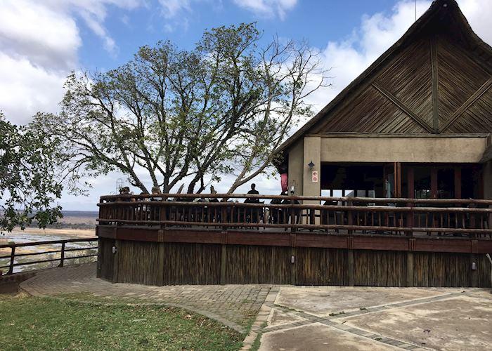 Restaurant, Olifants Restcamp