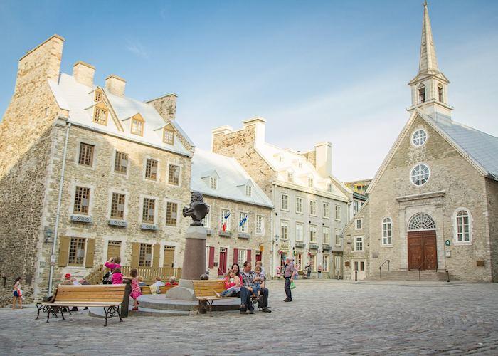 The Old Quarter, Québec City