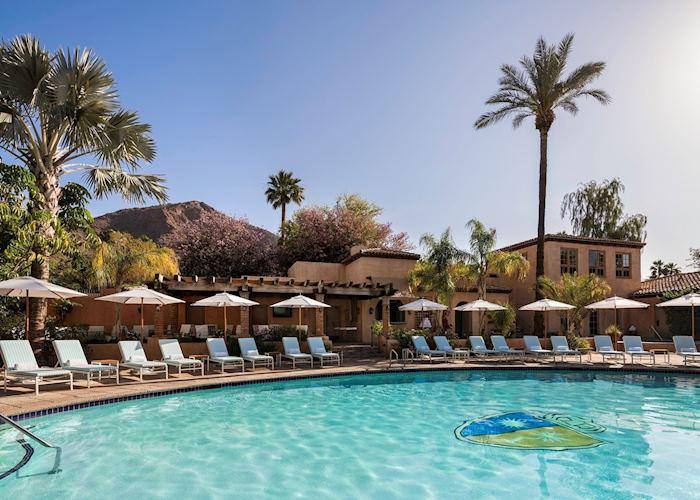 Pool, Royal Palms Resort and Spa