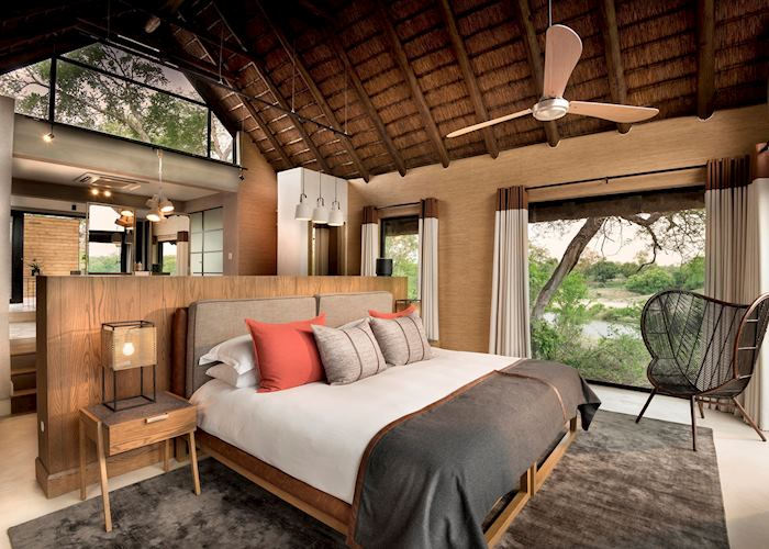 Lion Sands Private Game Reserve - Ivory Lodge, Fish Eagle Villa