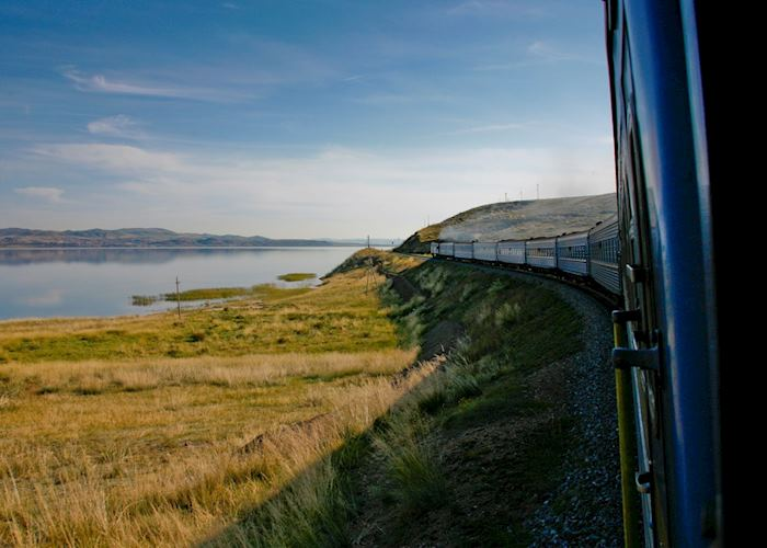Golden Eagle Luxury Train, Trans Siberian Railway