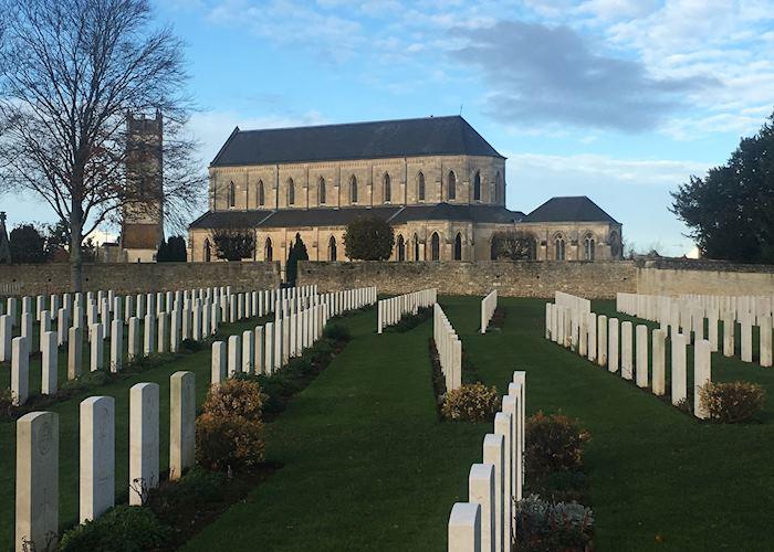 Ranville Cemetery, Normandy