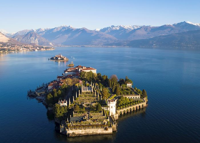 Borromean Islands, Lake Maggiore