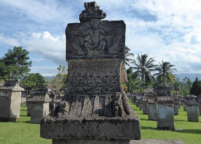 Warugas, ancient tombs, at Airmadidi