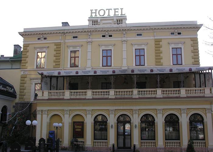 Hotel Wien, Lvov