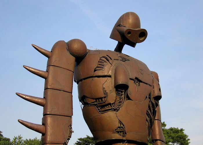 Ghibli statue