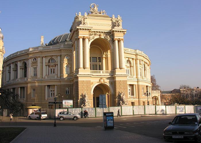 Opera House, Odessa