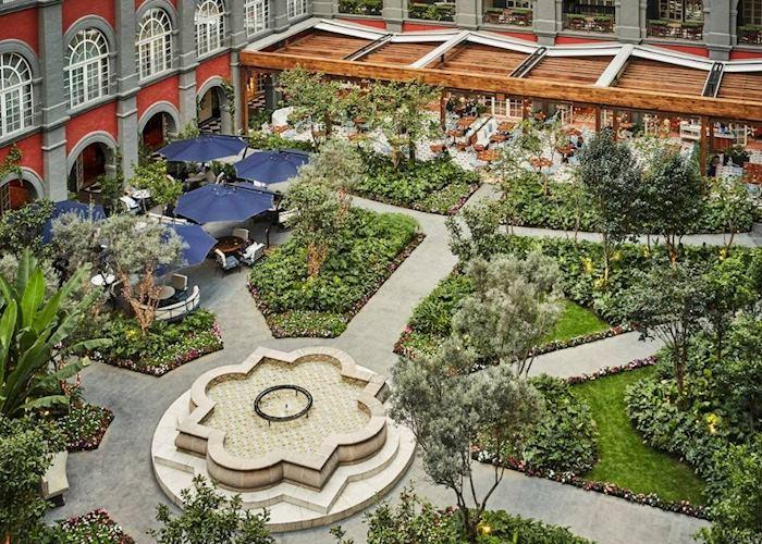 Four Seasons, Mexico City