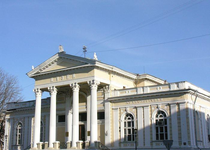 Archaeology Museum, Odessa