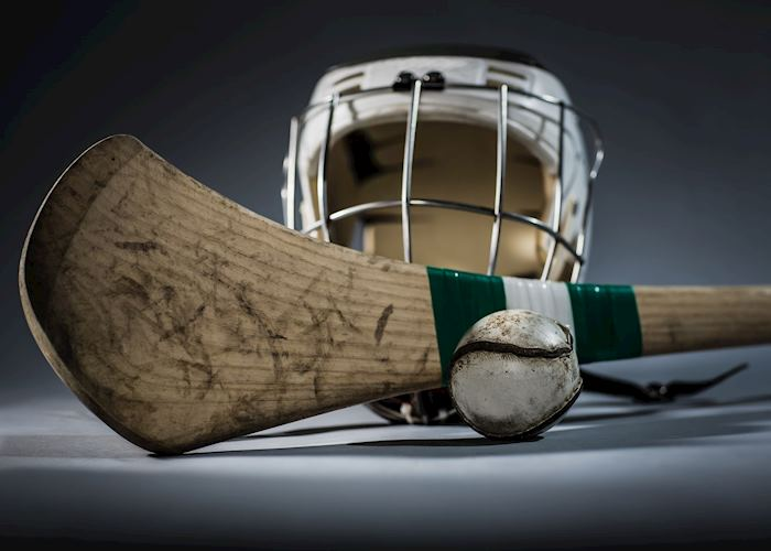 The Gaelic Games - hurling