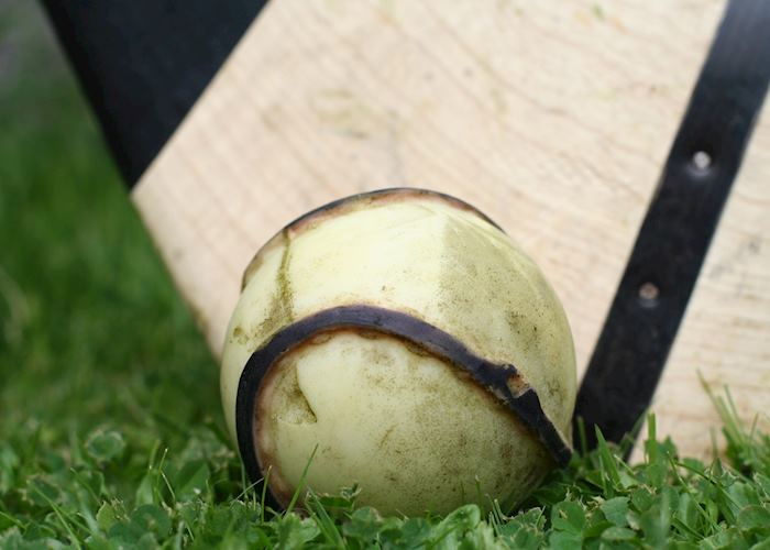 Hurling experience