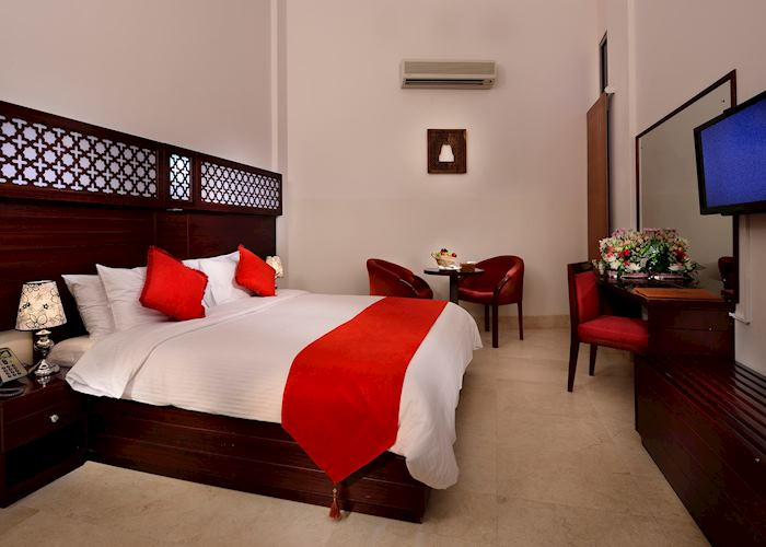 Carapace room, Carapace Lodge, Ras Al Jinz Turtle Reserve