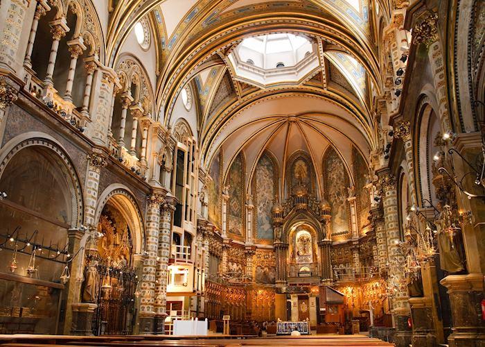 Monastery, Montserrat