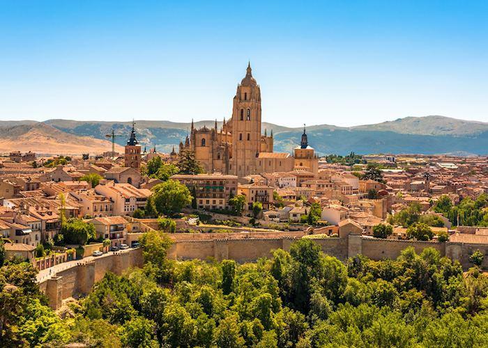 Cathedral, Segovia