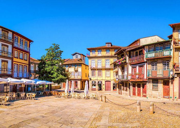 Main square, Guimarães