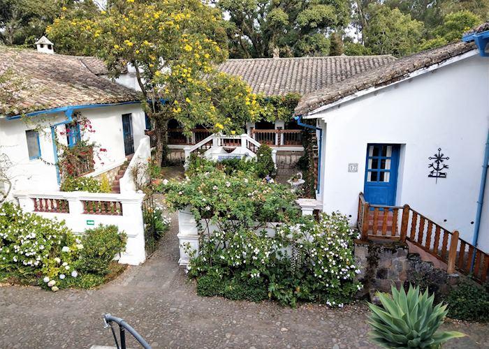 Hacienda Cusin, Hacienda Cusin