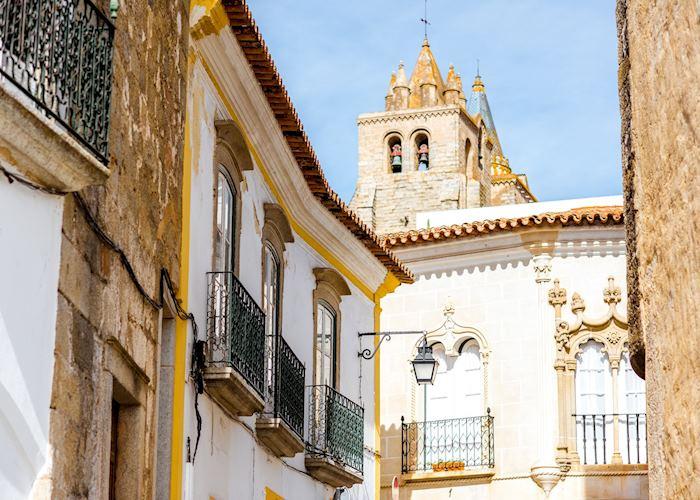 Street view, Évora
