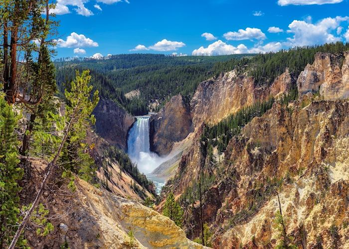 Yellowstone National Park Discovered Audley Travel
