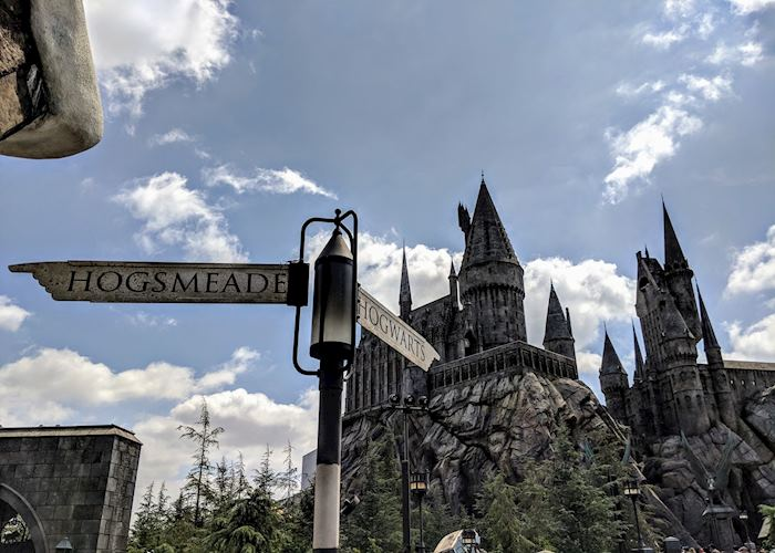 Hogwarts, Universal Studios, Los Angeles