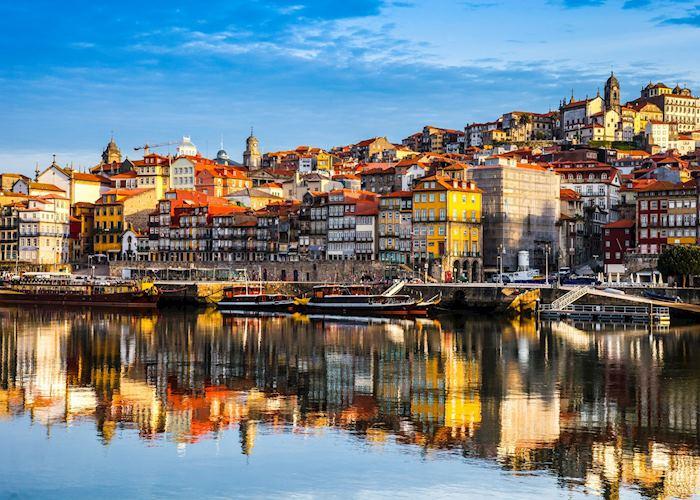 Skyline, Porto
