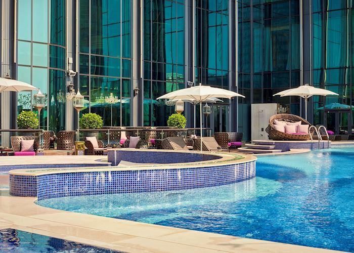 Swimming pool at Reverie Saigon