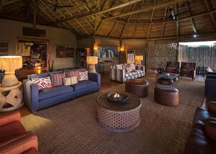 Kalahari Plains Camp, Central Kalahari