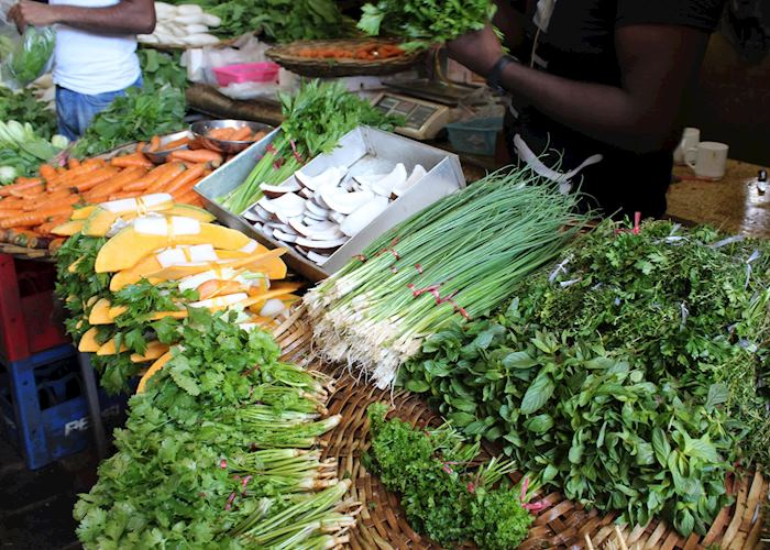 Port Louis Market, Mauritius