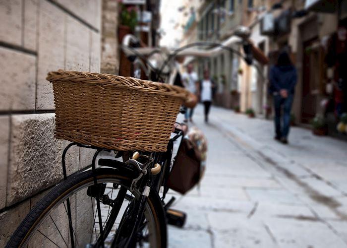 Street scene, Barcelona