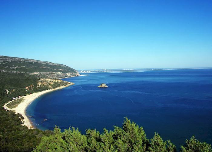 Coastline, Arrábida Natural Park