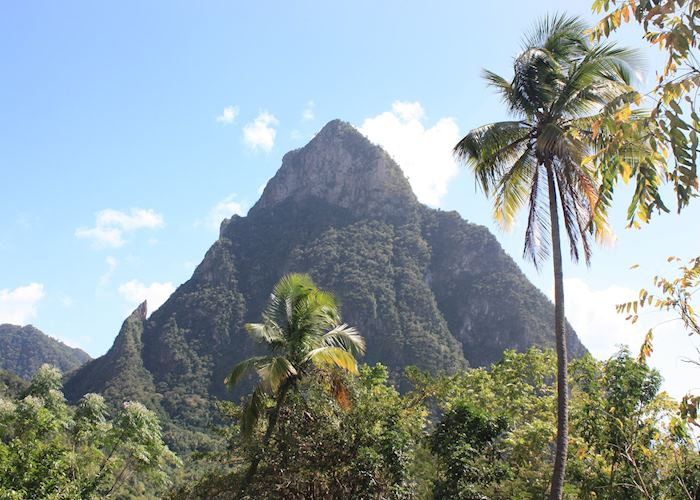 Petit Piton, Saint Lucia