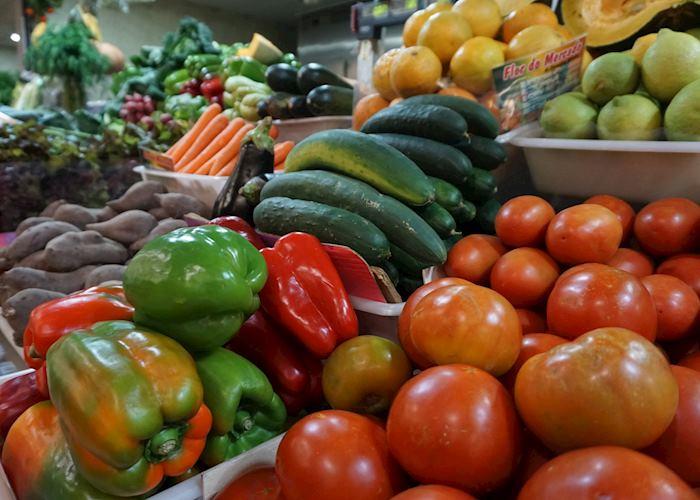 Faro market, Algarve